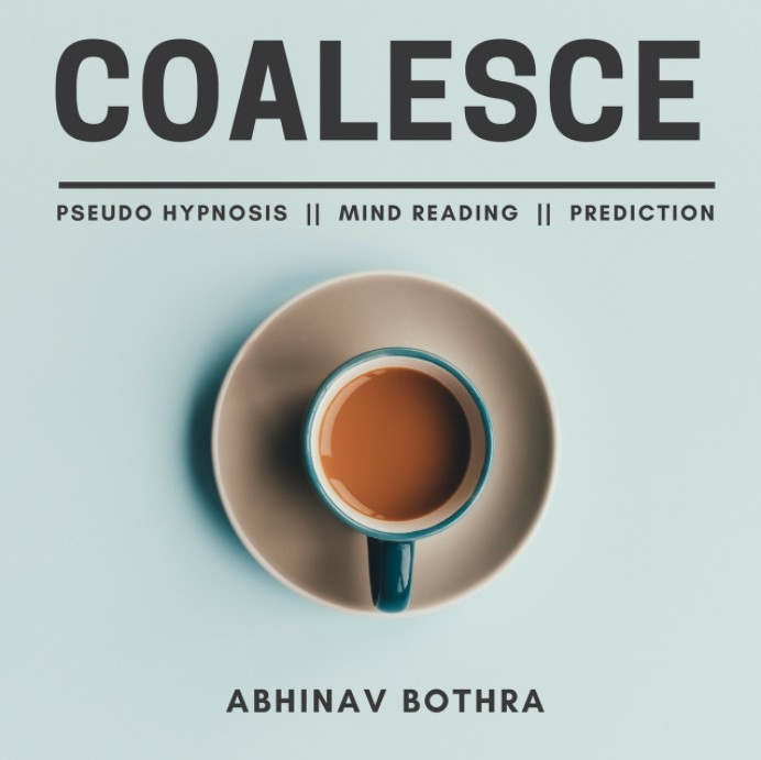 COALESCE by Abhinav Bothra (Video + PDF)