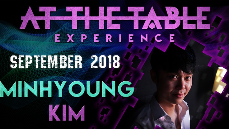 At the Table Live Lecture starring Minhyoung Kim 2018