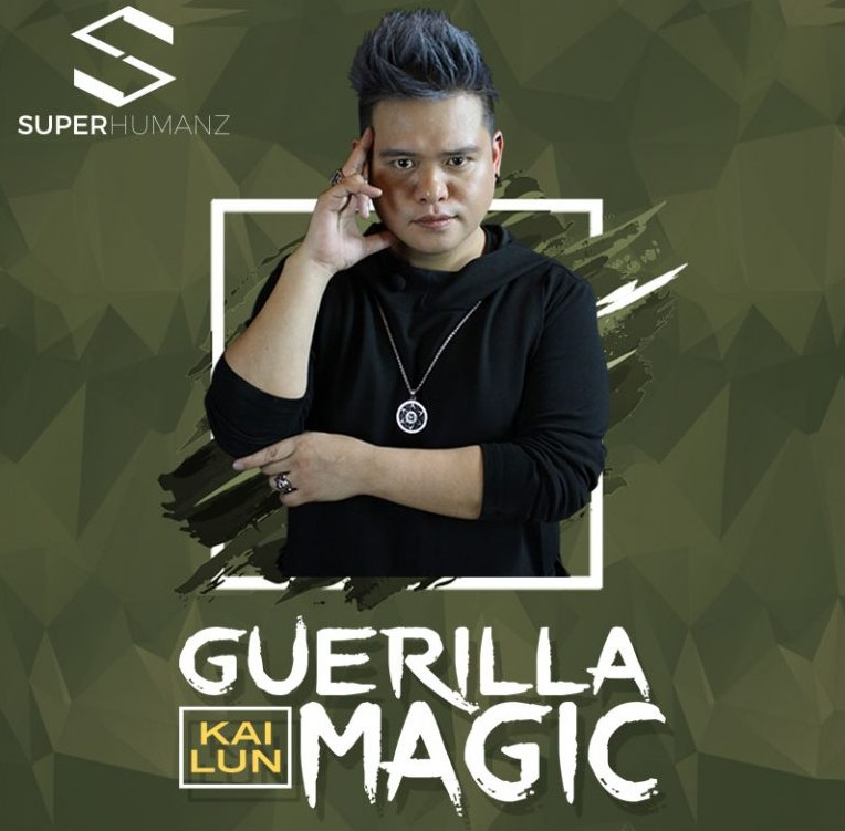 Guerilla Magic by Kailun Hu (Video Download)