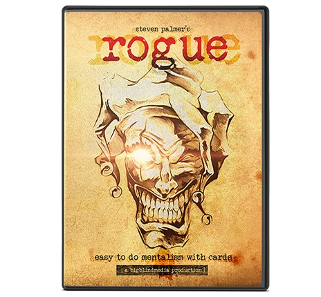 ROGUE - Easy to Do Mentalism with Cards by Steven Palmer (Videos Download)