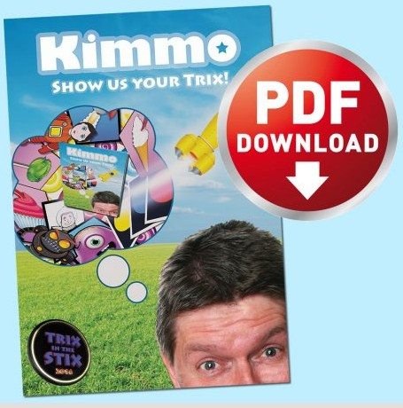 SHOW US YOUR TRIX (Digital) - Kimmo's 2016 lecture