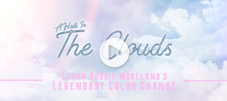 A Walk In The Clouds by Robert Moreland (Video Download)