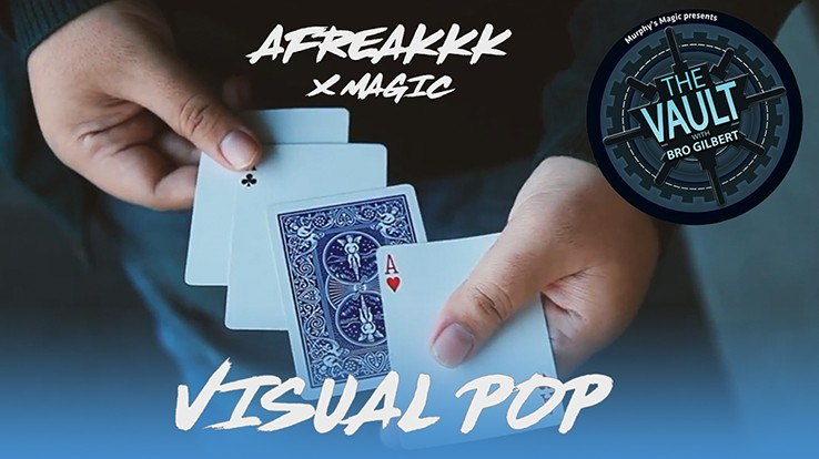 The Vault - Visual Pop by Afreakkk and X Magic (Video Download)