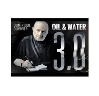 Oil and Water 3.0 by Dominique Duvivier (Video Download)