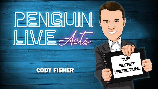 Cody Fisher LIVE ACT (Penguin LIVE) 2018