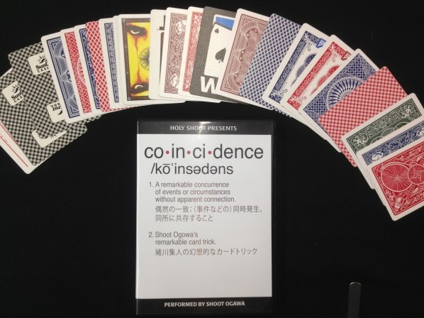 Coincidence by Shoot Ogawa (Video Download)