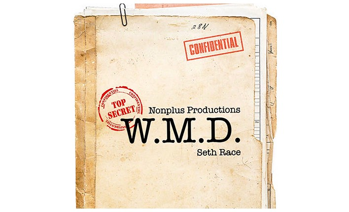 W.M.D. by Seth Race and Nonplus Productions (Video + PDF)