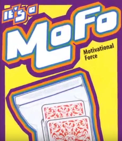 MoFo by Anthony Miller (Video + PDF Download)