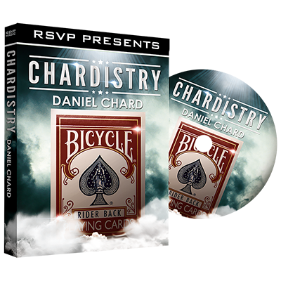 Chardistry by Daniel Chard and RSVP Magic (DVD download)