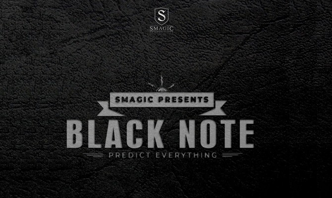 Black Note by Smagic Productions (Video Download)
