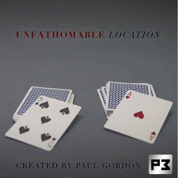 Unfathomable Location by Paul Gordon (Video Download)
