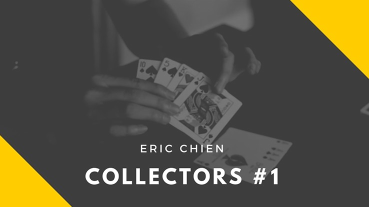 Eric Chien - Collectors 1 (Video Download)