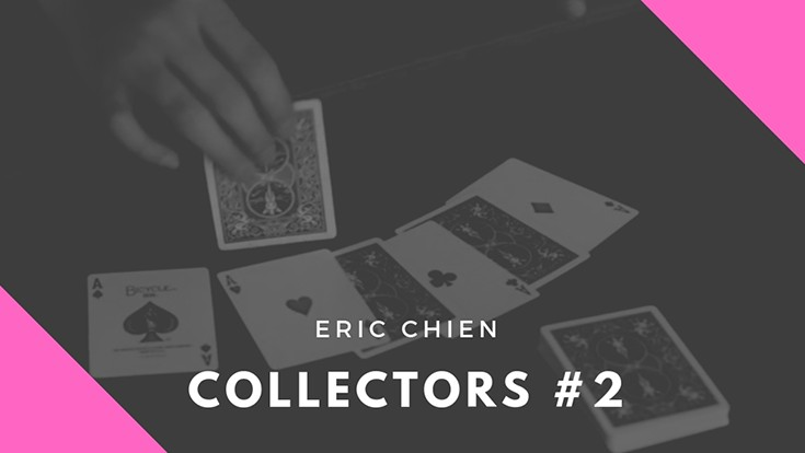 Eric Chien - Collectors 2 (Video Download)