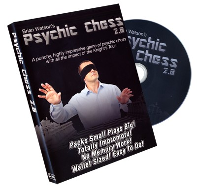 Psychic Chess 2.0 by Brian Watson (Video Download)