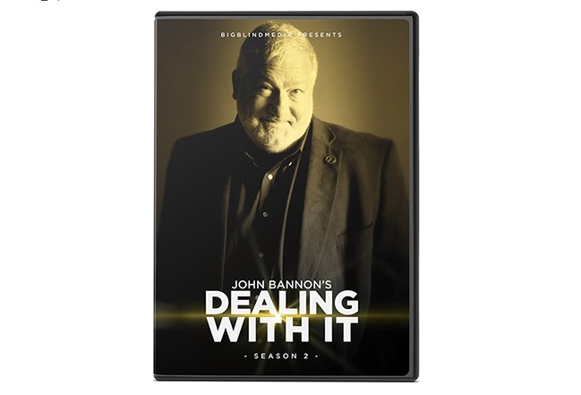 Dealing With It Season 2 by John Bannon (Video Download)