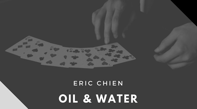 Eric Chien - Oil & Water (Video Download)