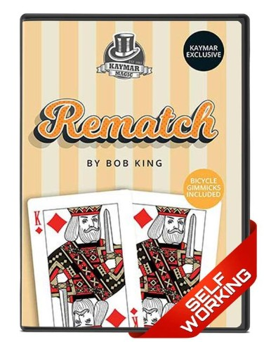 Rematch by Bob King (Video Download)