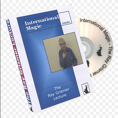 Ray Grismer Lecture by International Magic (DVD Download)