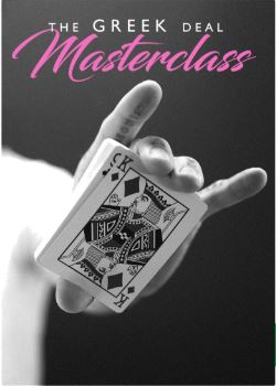 Daniel Madison The Greek Deal Masterclass (Video Download)