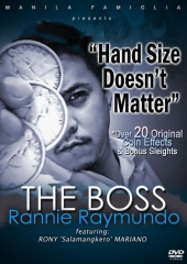 Hand Size Doesn't Matter by Rannie Raymundo (DVD Download)