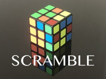 Kieron Johnson and Mark Traversoni - Scramble