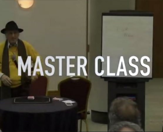 Juan Tamariz - Master Class (2 DVD Set) (sold at FISM Korea 2018) (DVD Download)