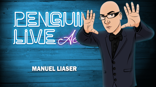 Manuel Llaser LIVE ACT (Penguin LIVE) 2019 (Video Download)