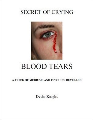 Devin Knight - Secret of Crying Blood Tears (PDF Download)