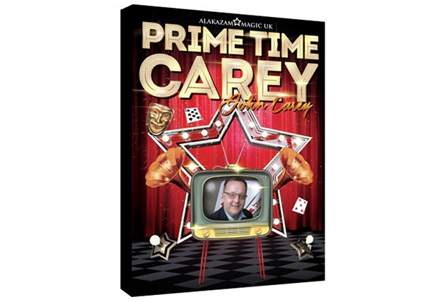 John Carey - Prime Time (2 Disc Set, Video Download)
