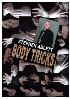 Stephen Ablett - Body Tricks (Video Download)