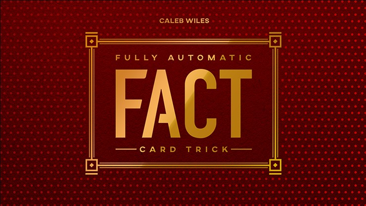 Fully Automatic Card Trick (Online Instructions) by Caleb Wiles