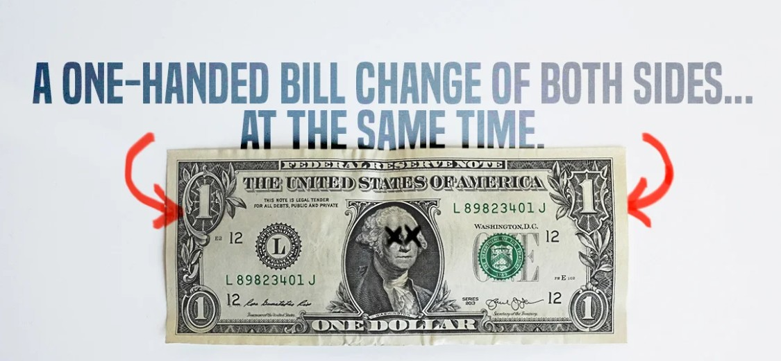 Blind Man's Bill Change by Lloyd Barnes (Video Download)