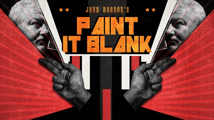 Paint It Blank by John Bannon (DVD Download, ISO file)