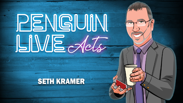 Seth Kramer LIVE ACT (Penguin LIVE) 2019 (Video Download)