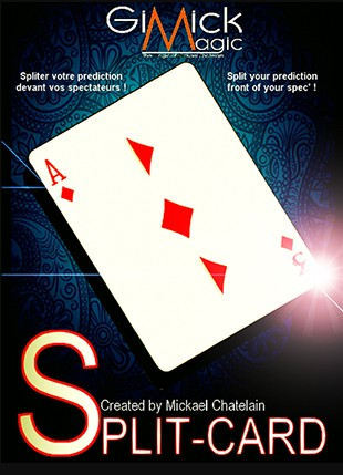 Split-Card by Mickae Chatelain (Video Download)