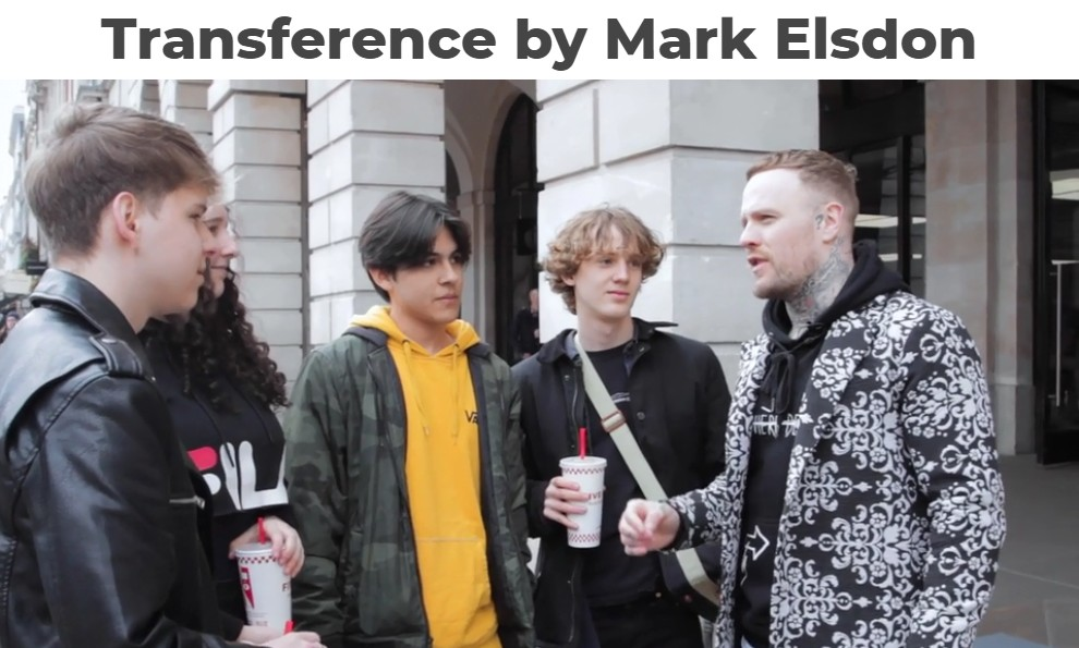 Transference by Mark Elsdon (Video + PDFs full Download)