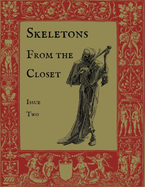 Sudo Nimh's Skeletons From the Closet - Issue Two