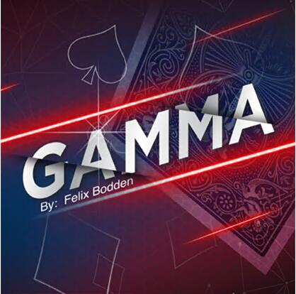 Gamma by Felix Bodden and Agus Tjiu (Video Download)