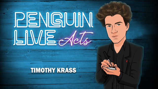 Timothy Krass LIVE ACT (Penguin LIVE) 2019