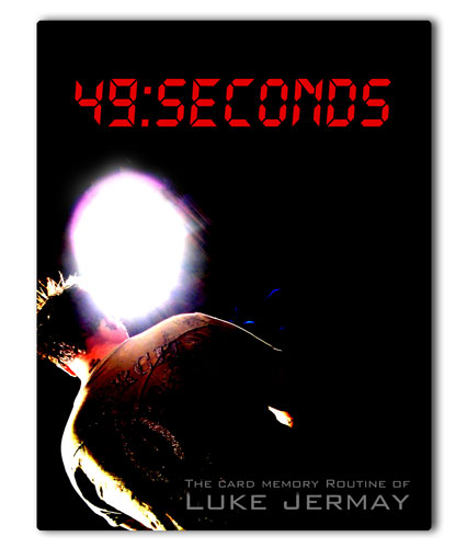 49:SECONDS - The Card Memory Routine of Luke Jermay (PDF Download)
