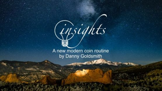 Insights by Danny Goldsmith (Video Download)
