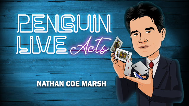 Nathan Coe Marsh LIVE ACT (Penguin LIVE) 2019