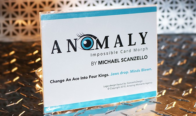Anomaly by Michael Scanzello (Video Download)