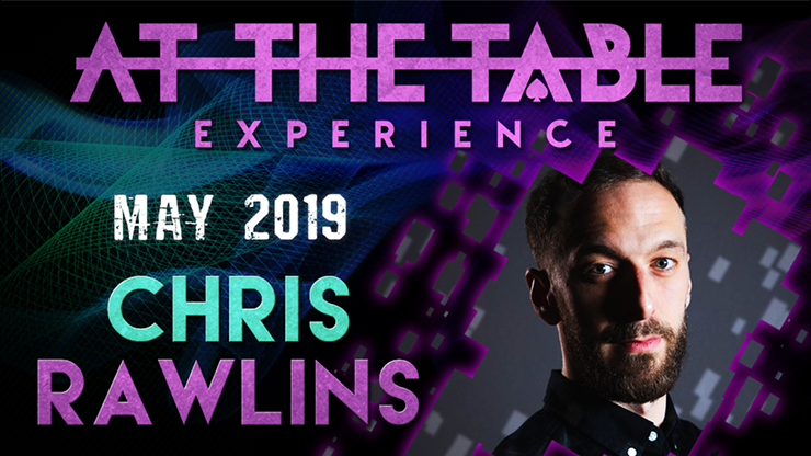 At The Table Live Lecture starring Chris Rawlins 2 May 15th 2019 (Video Download)