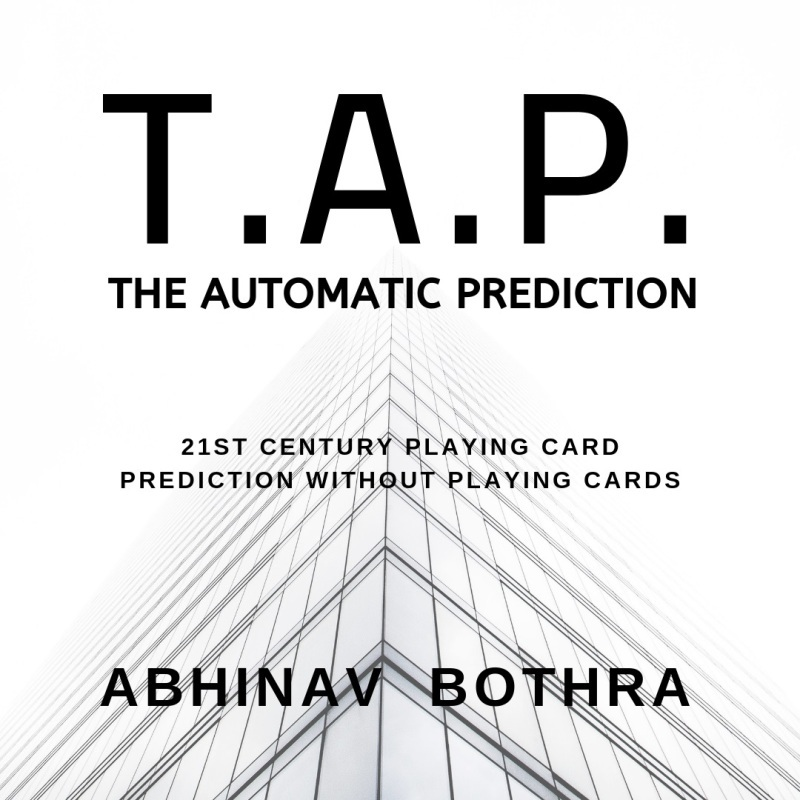 The Automatic Prediction by Abhinav Bothra (Full Download)