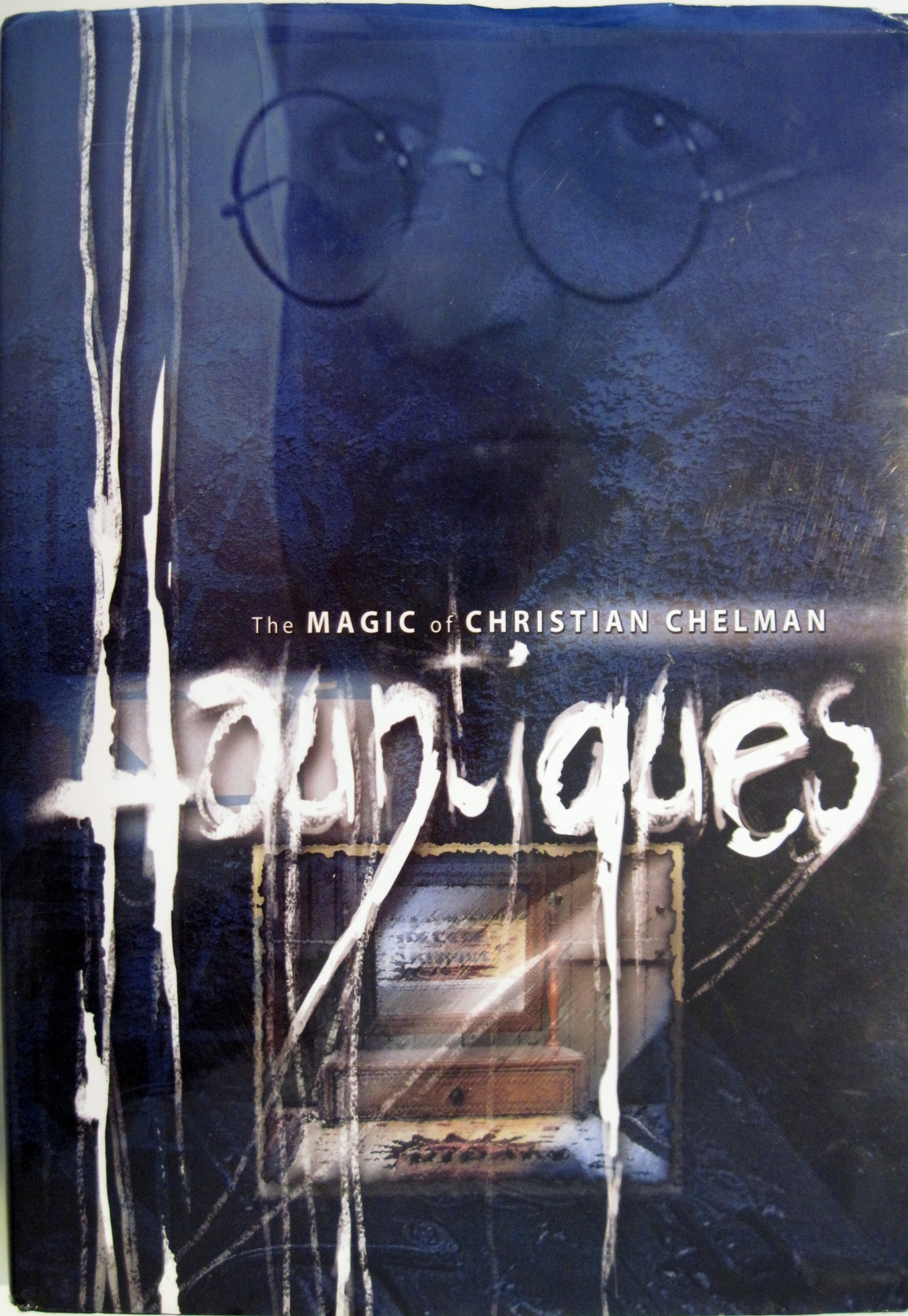 Hauntiques by Christian Chelman (PDF Download)