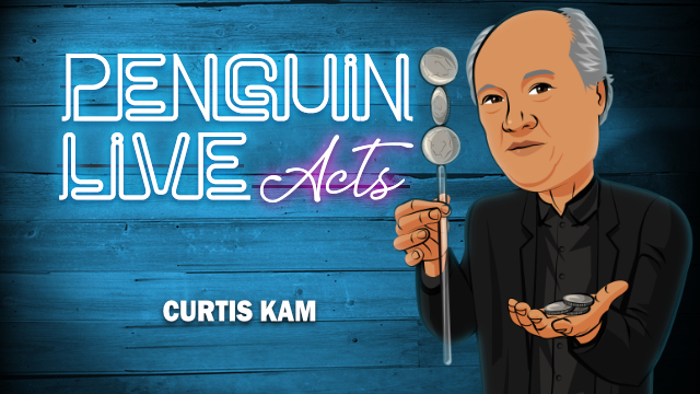Curtis Kam LIVE ACT (Penguin LIVE) 2019