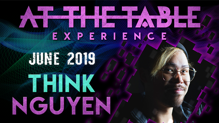 At the Table Live Lecture starring Think Nguyen 2019