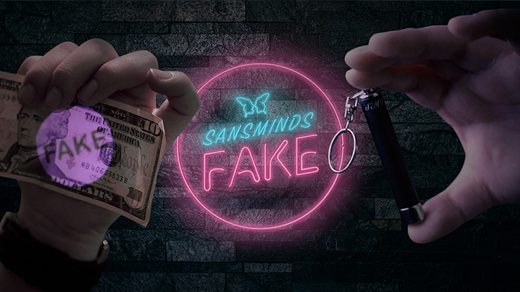 SansMinds Worker's Collection: Fake (MP4 Video Download)