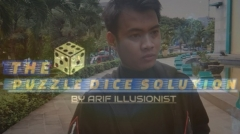 The Puzzle Dice Solution by Arif illusionist (Full Download)